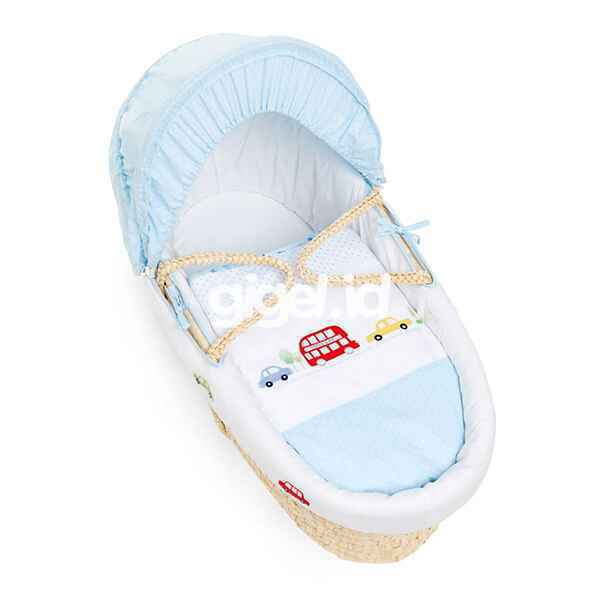 sewa tempat tidur bayi gigel mothercare