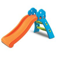 Grow N Up Qwikfold Fun Slide - Orange