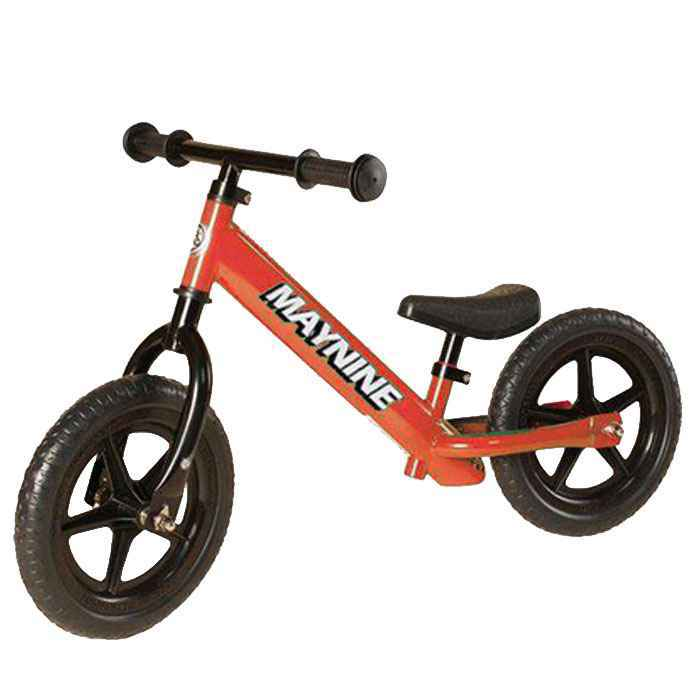 Sewa Maynine Balance Bike - Orange Termurah Dengan