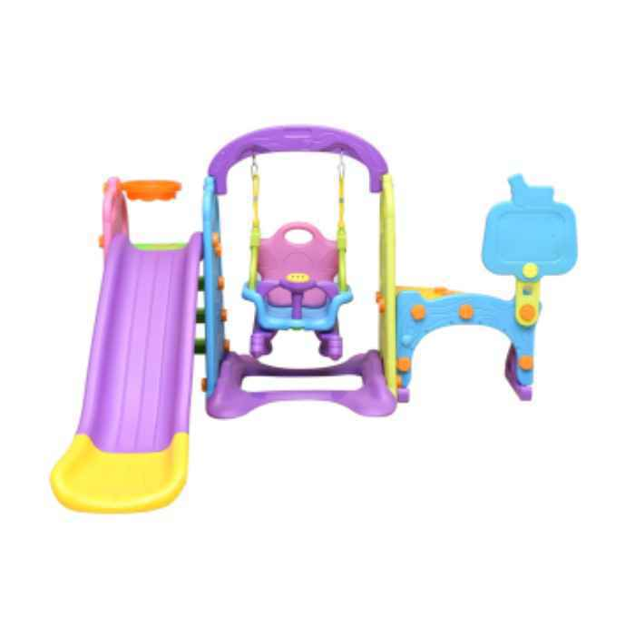 Paso Popo Swing Slide Set