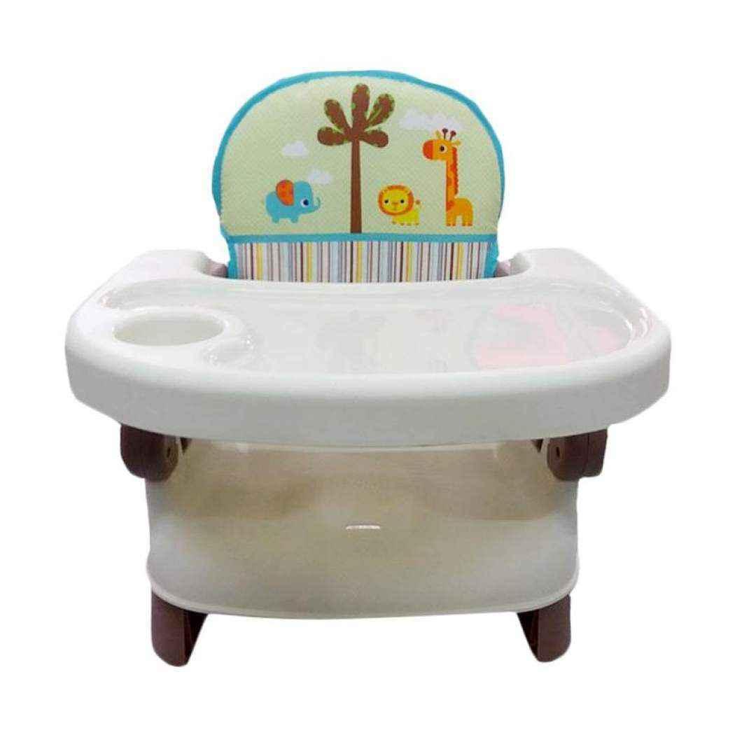 Pliko Folding Booster Seat / Kursi Makan Bayi