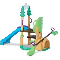 Little Tikes 1-2-3 Climber, See Saw and Slide