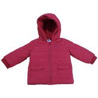 Petit Bateau Jacket Doudoune - Red - 24 M
