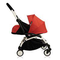 New Babyzen Yoyo+ 0+ Newborn Pack - Red (termasuk rangka stroller)