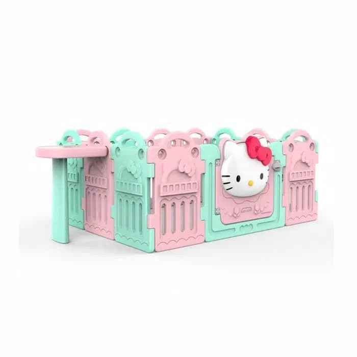 Coby Haus Hello Kitty Fence