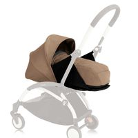 New Babyzen Yoyo+ 0+ Newborn Pack - Taupe (tidak termasuk rangka stroller)