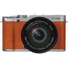 Fujifilm X-A2 16-50mm + 50-230mm - Brown