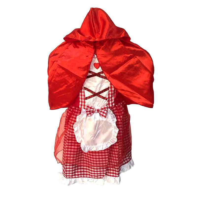 Anko Red Storybook Costume
