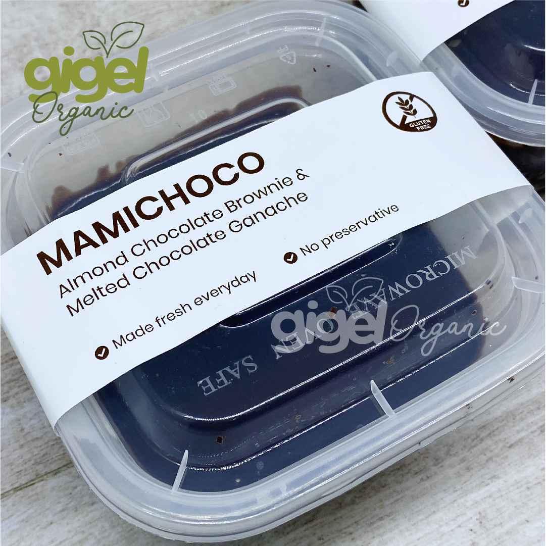 mamichoco coklat gluten free