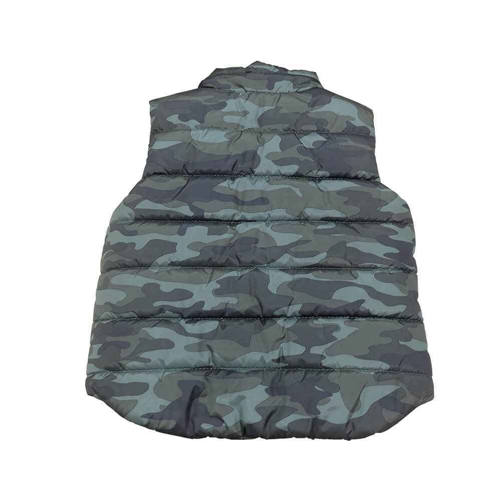 Baby GAP Vest - Army GIGEL - 2