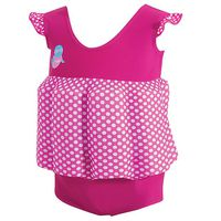 Zoggs Learn To Swim Floatsuit - Pink (1-2 tahun)
