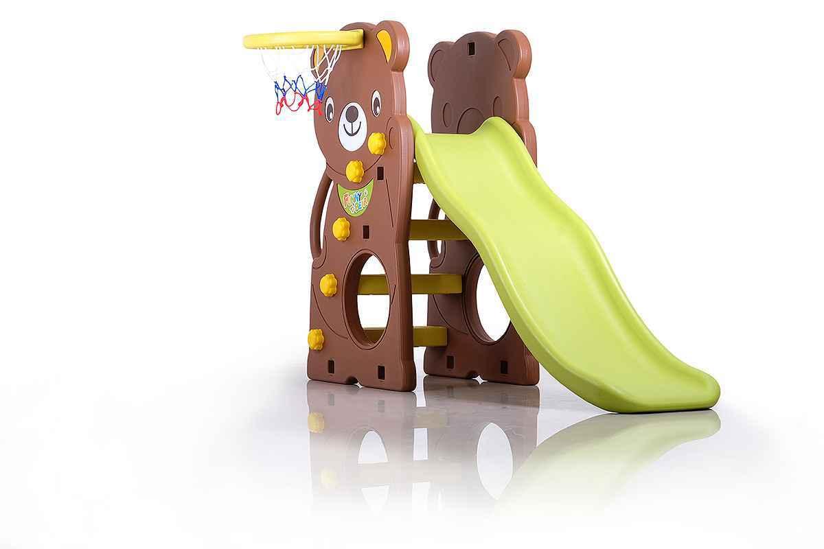 Tobebe Jumbo Slide and Swing - Bear