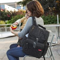 Skip Hop Forma Backpack - Black