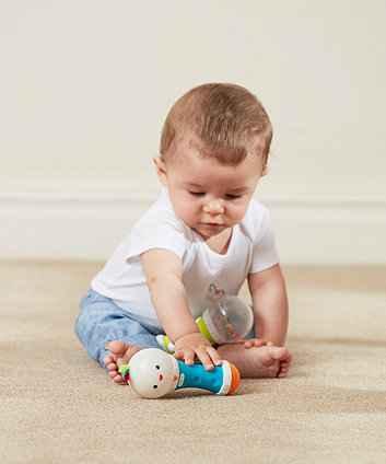 ELC Little Senses Baby Maracas