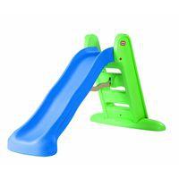Little Tikes Easy Store Large Slide - Blue Green