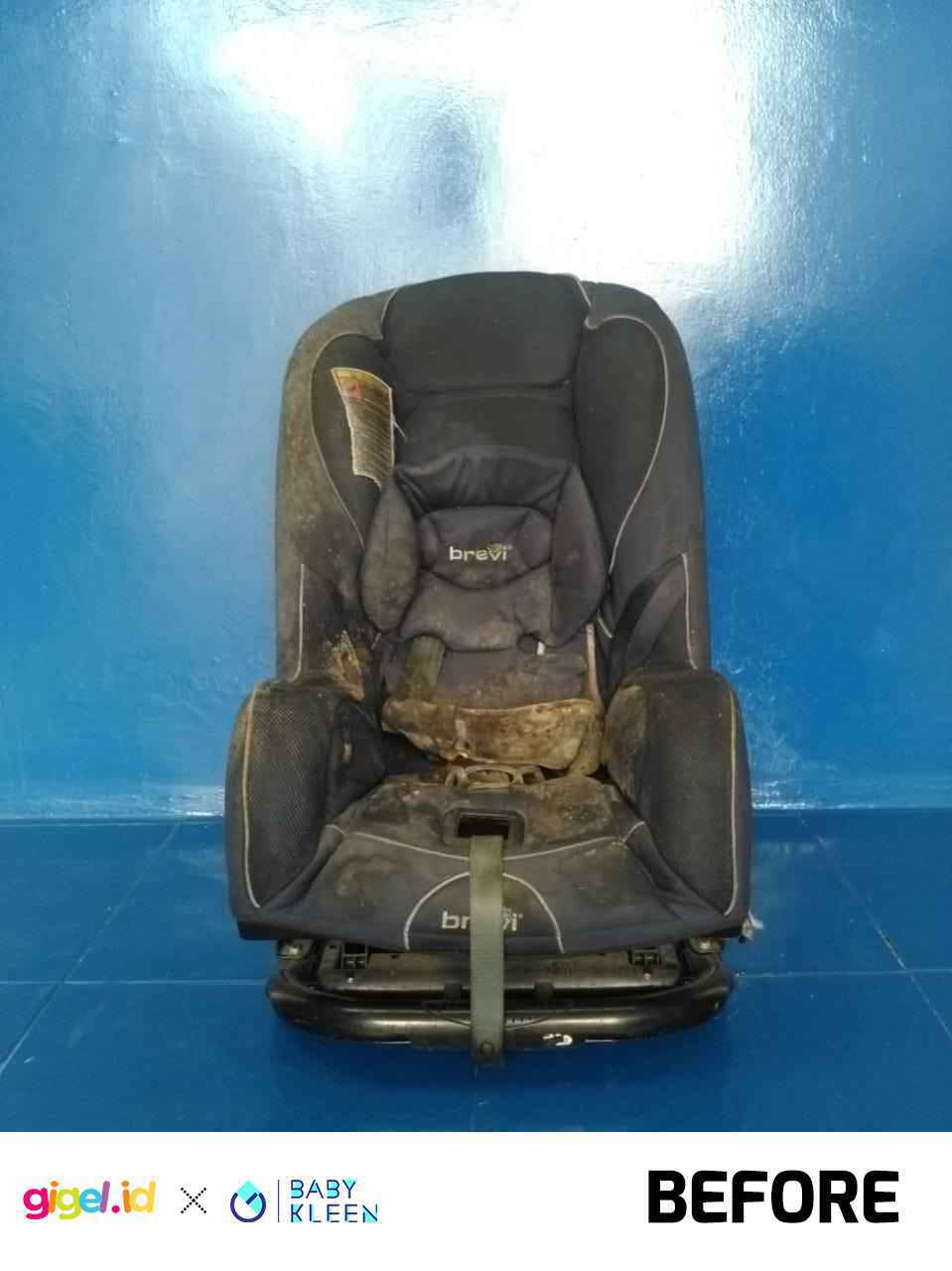 GIGEL.ID x Baby Kleen Laundry Car Seat - 2