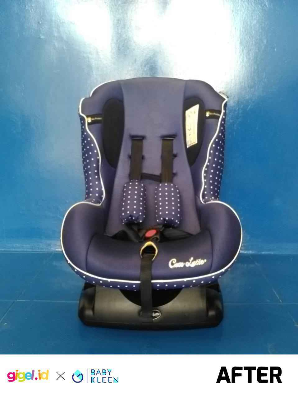 GIGEL.ID x Baby Kleen Laundry Car Seat - 5