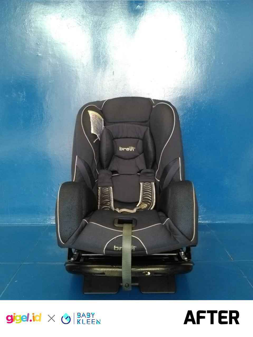 GIGEL.ID x Baby Kleen Laundry Car Seat - 3