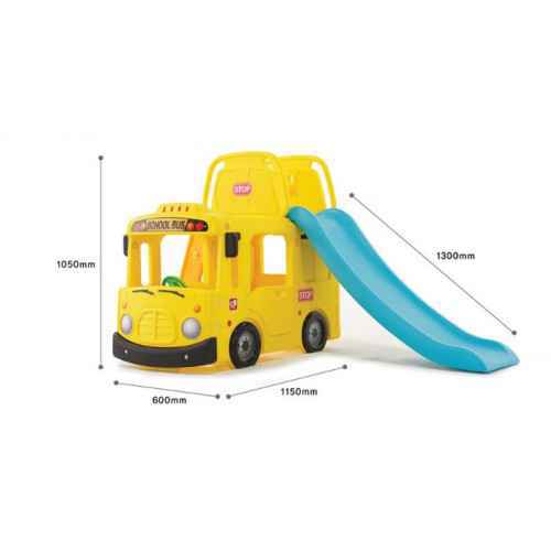 Yaya School Bus 3in1 Slide