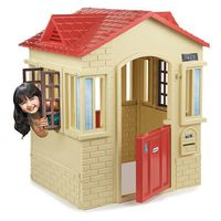Little Tikes Cape Cottage Playhouse - Tan