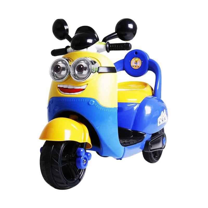 Pliko Motor Aki - Minion Blue