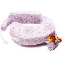 My Brest Friend Nursing Pillow - Petal Paisley