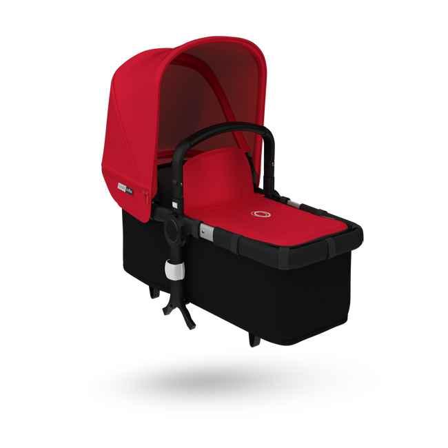 Bugaboo Buffalo Bassinet - Red (Tanpa rangka stroller)
