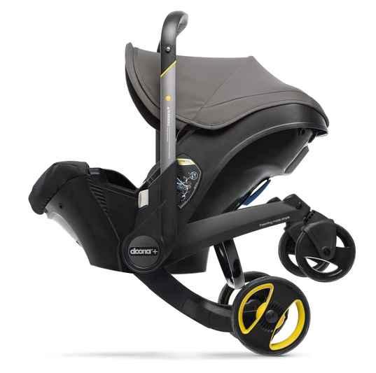 Doona Car Seat and Stroller - Grey Hound