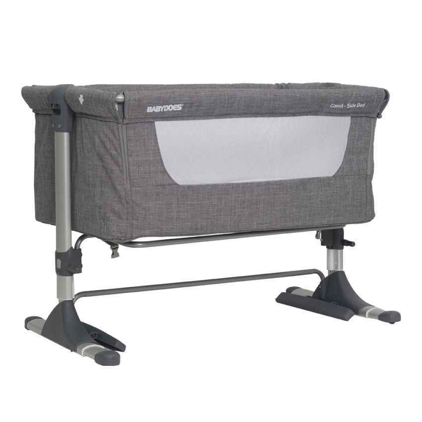 Babydoes Mini Bed CH 165 BP - Grey