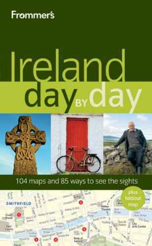 John Wiley & Sons Frommer's Ireland Day by Day