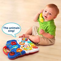 VTech Sit to Stand Learning Walker - Blue
