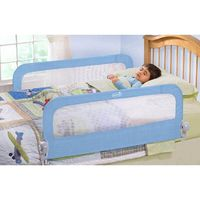 Summer Infant Double Safety Bedrail - Blue