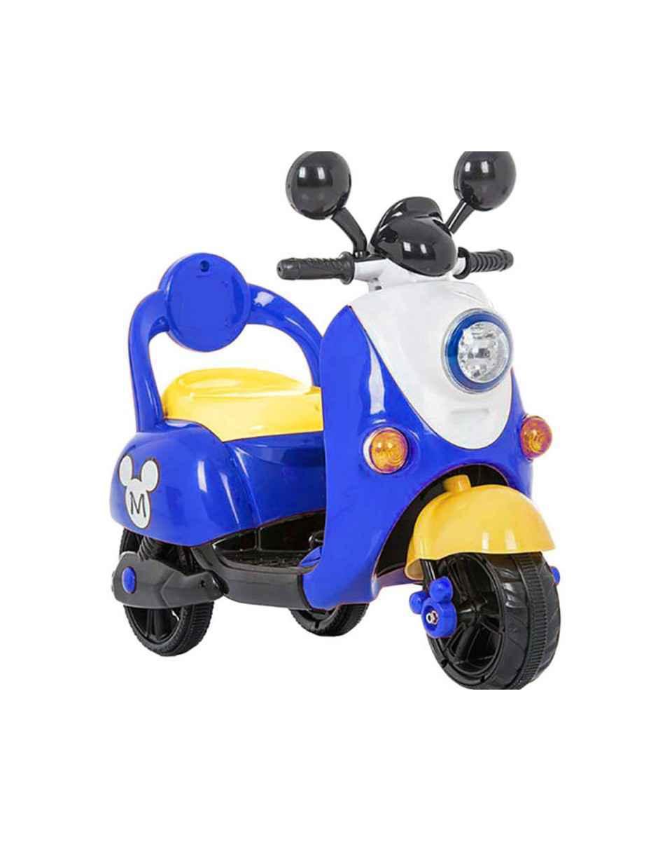 Pliko Motor Aki - Mickey Blue
