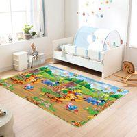 Coby Haus Coby Mat PVC Playmat - Pooh - XL