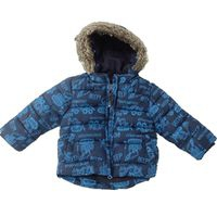 Mini Rebel 73 Jacket - Blue (9-12 months)
