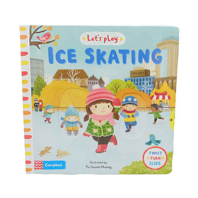 CAMPBELL - LET'S PLAY - ICE SKATING GIGEL.ID-1