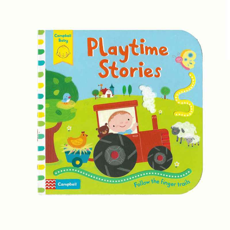 CAMPBELL BABY - PLAYTIME STORIES GIGEL-1