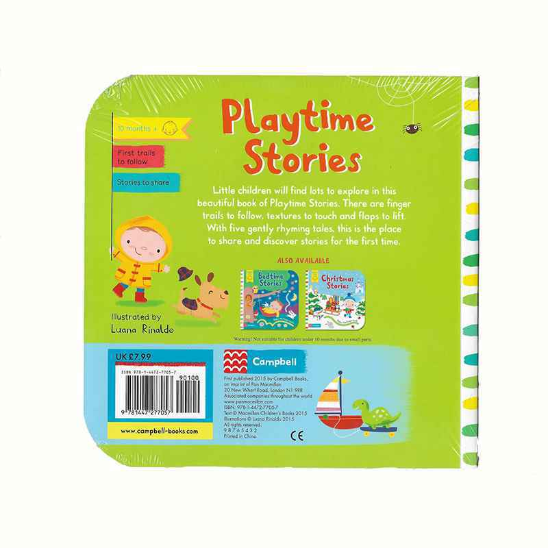 CAMPBELL BABY - PLAYTIME STORIES GIGEL-2